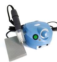 Аппарат Marathon Escort II PRO NAIL/SDE-H37SP 35000 об/мин голубой